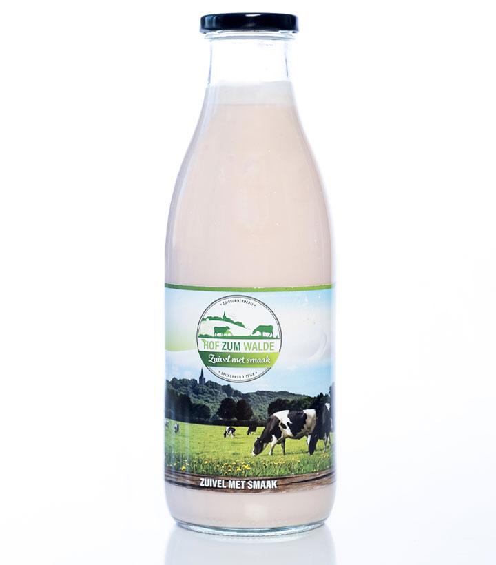 Yoghurt granaatappel